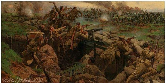 روچیلدها در جنگ جهانی اول