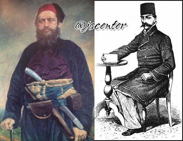 جلالالدین میرزا و مانکجی هاتریا