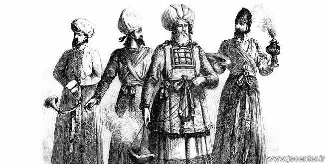 لاویان و فرقههای شیطانی