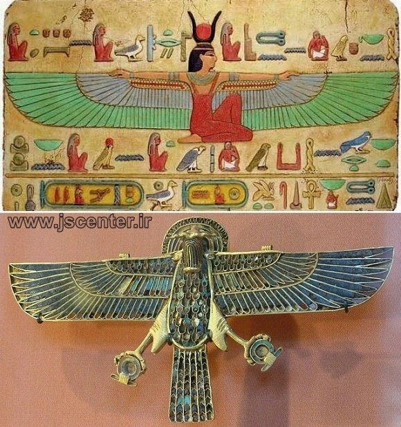 هوروس خدای خورشید مصریان