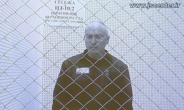 خودورکوفسکی در زندان