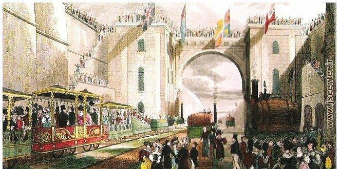 زرسالاران یهودی و انقلاب راهآهن