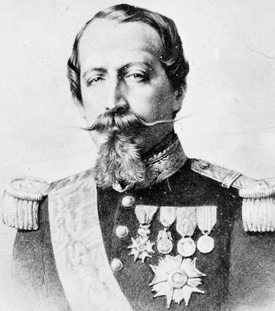 شارل لویی ، لویی بناپارت ، ناپلئون سوم