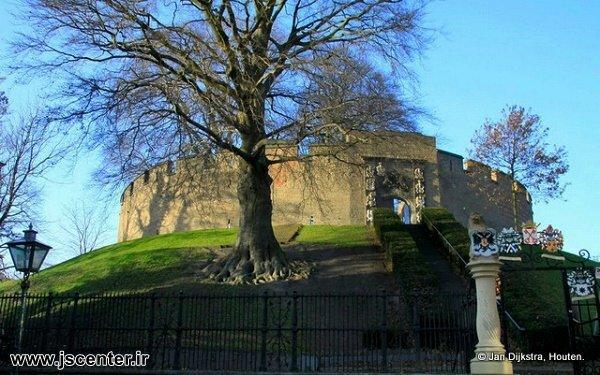قلعه باستانی شهر لیدن هلند