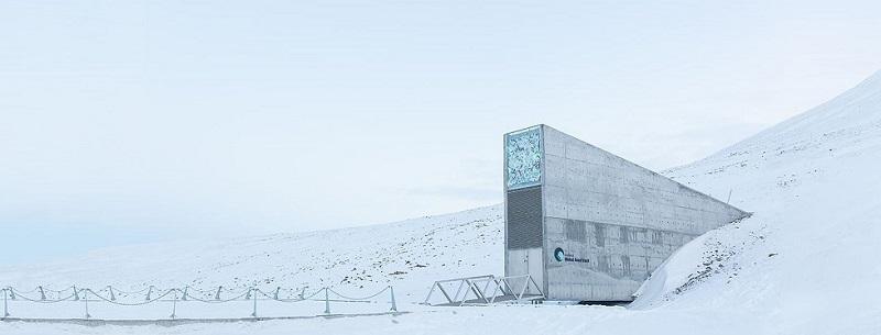 ورودی خزانه جهانی بذر سوالبارد
