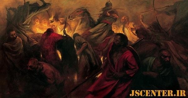 اثبات نقش یهود در شهادت امام حسین