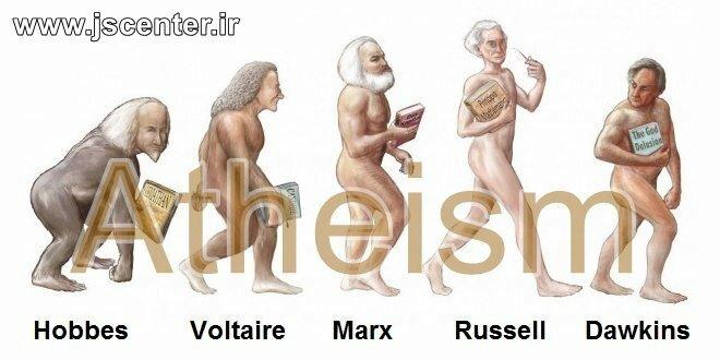 یهودیان؛ پیشگامان آتئیسم در دنیا