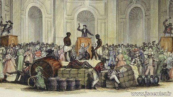 بردهداری و نژادپرستی
