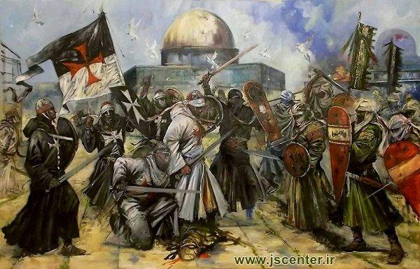 جنگهای صلیبی و نژاد