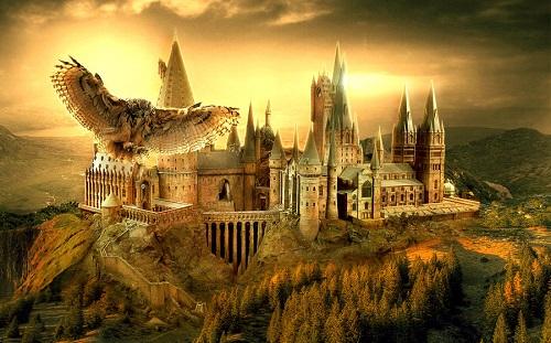 مدرسه جادوگری هاگوارتز یا سرزمین موعود
