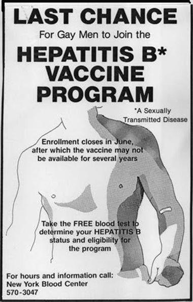 مردان همجنسباز و واکسیناسیون هپاتیت ب
