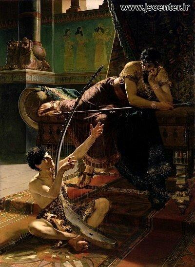 داوود و شائول