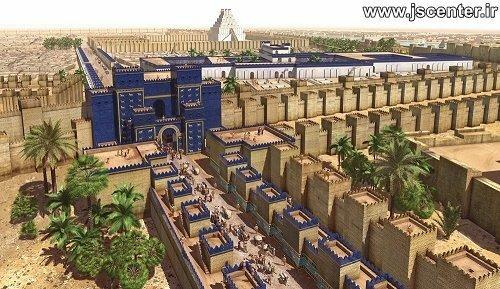 سرزمین بابل و اسناد بابلی