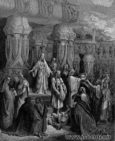 کوروش و معبد اساگیلا بابل