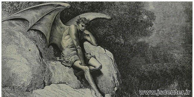یهود و شیطان و شیطانپرستی