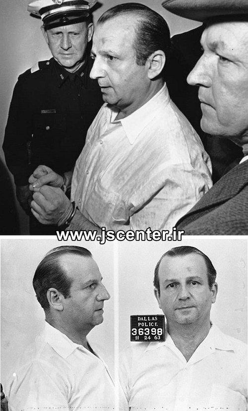 جک روبی قاتل لی هاروی اسوالد