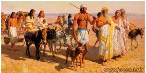ردیهای بر فرضیهی نژاد سامی