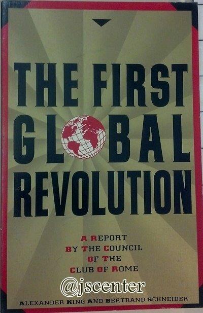 کتاب اولین انقلاب جهانی