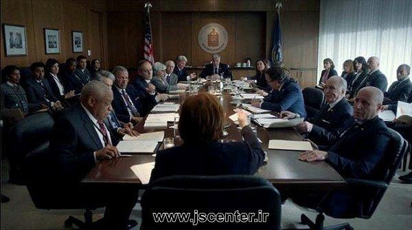 افسران سازمان سیا در سریال جک رایان
