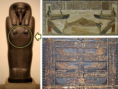 نماد فروهر در مصر
