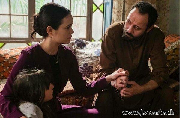 همسر سلیمان و دخترش در سریال جک رایان