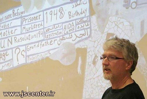 بیل مولن استاد دانشگاه پردو ایندیانا