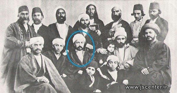 عباس افندی عبدالبهاء