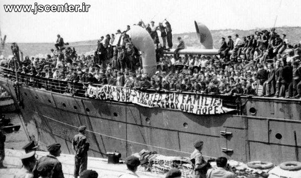 مهاجرت یهودیان به اسرائیل