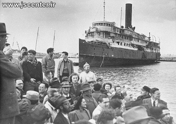 مهاجرت یهودیان به سرزمین فلسطین