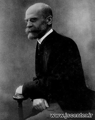 امیل دورکیم یهودی