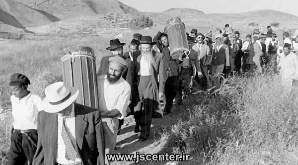 خروج یهودیان عراق