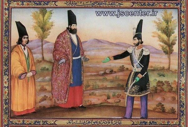 نقاشی امیر کبیر