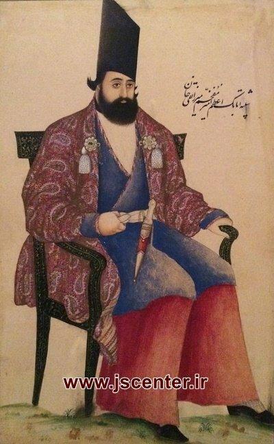 پرتره امیرکبیر