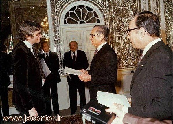 شجاعالدین شفا و محمدرضا پهلوی