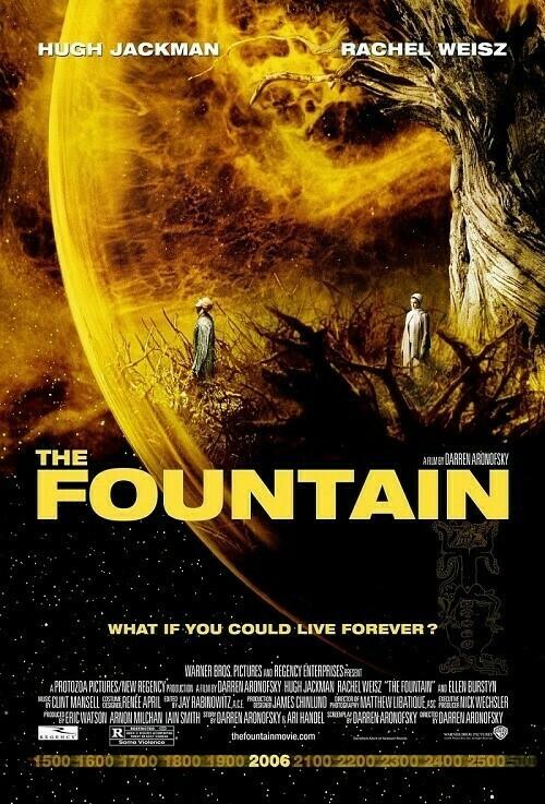 فیلم سینمایی سرچشمه The Fountain