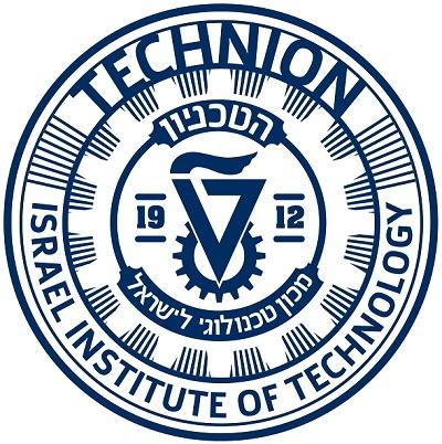 لوگو مؤسسه تکنولوژی اسرائیل تخنیون