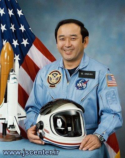 الیسون شوجی انیزوکا فضانورد آمریکایی ژاپنی