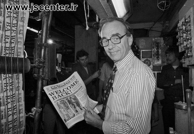 روپرت مرداک و روزنامه نیویورک پست