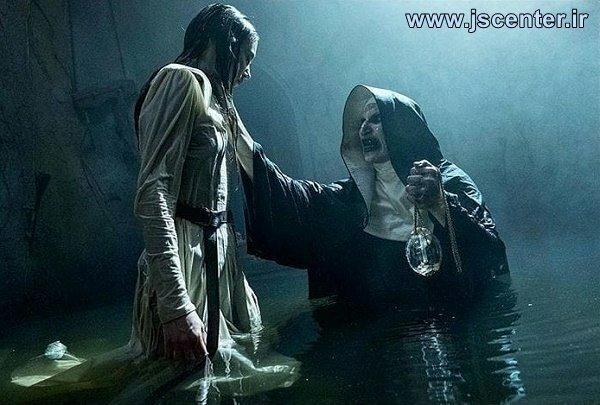 خون مسیح در فیلم راهبه