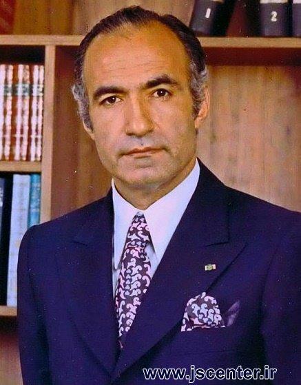 غلامرضا کیانپور معروف به شاپور خوشگله