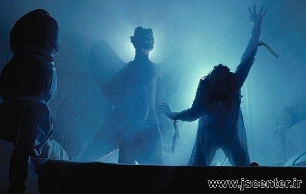 پازوزو در فیلم جن گیر