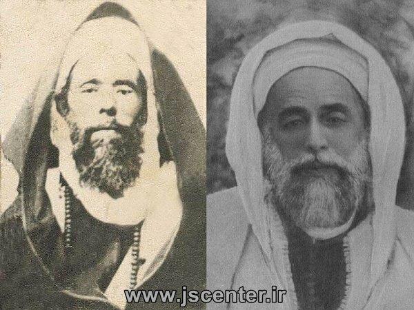 احمد بن مصطفی المستغانمی العلاوی