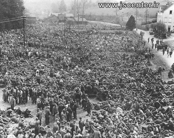اردوگاه اسرای جنگی آلمانی