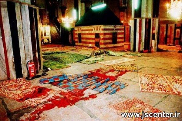 جنایت در مسجد ابراهیمی الخلیل