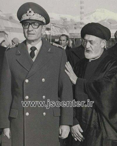 سید حسن امامی و محمدرضا پهلوی