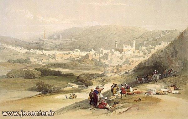 شهر الخلیل یا حبرون