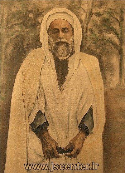 شیخ احمد العلاوی