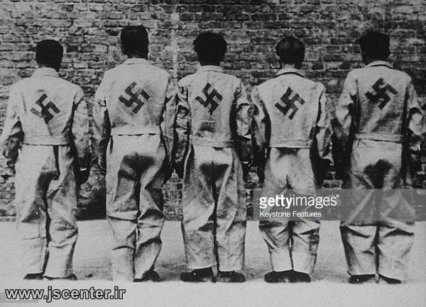 غیرنظامیان آلمانی دستگیر شده در لهستان