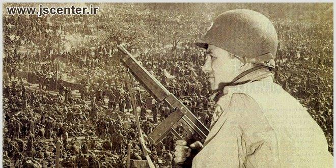 هولوکاست یهود علیه آلمانیها