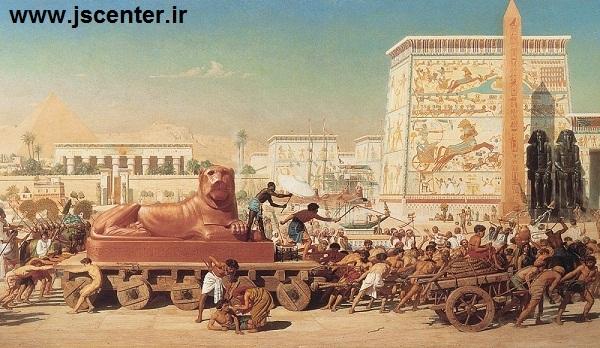 بردگی بنیاسرائیل در مصر